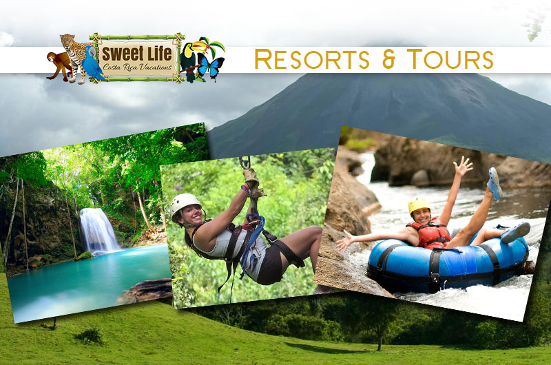 Costa Rica Tours customized