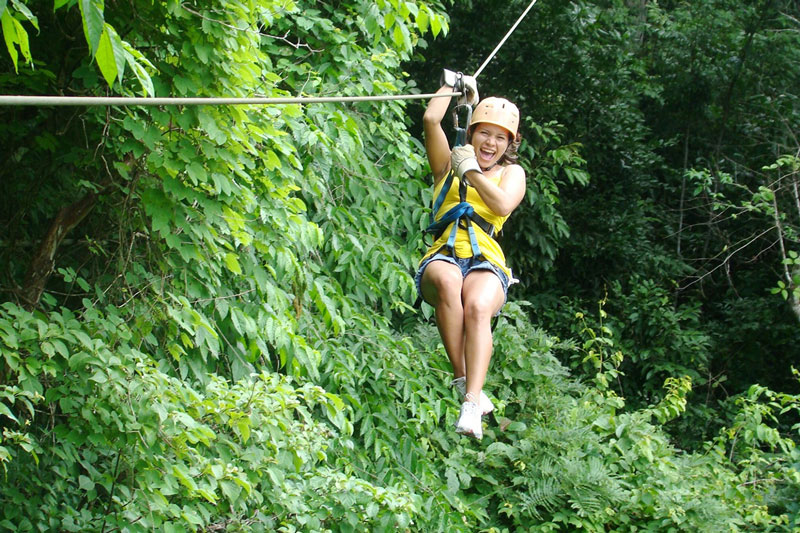 Zipline Costa Rica Vacations