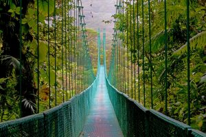 Bridge Costa Rica Vacations