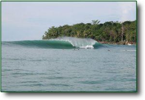 Cabo Matapalo Surfing